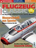 Flugzeug Classic Cover Story