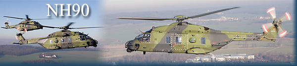 NH90 Delivery Flight