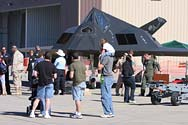 F-117 in the Static Display