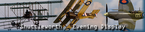 Shuttleworth Evening Air Display