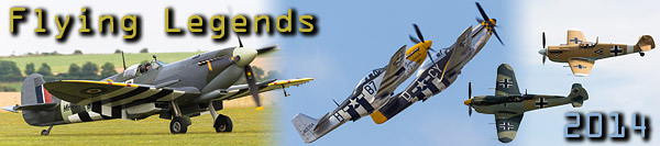 Flying Legends Duxford 2014