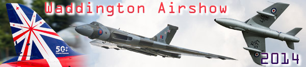 Waddington Airshow 2014