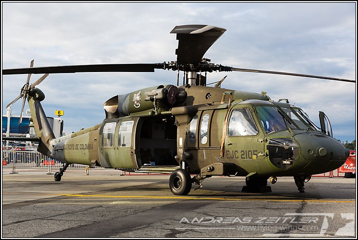 1F Air UH 60 8631 Zeitler 700 470 90