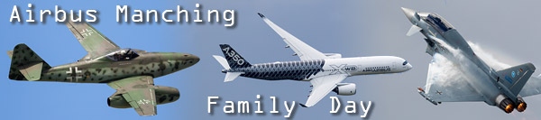 Airbus Manching Familientag 2016