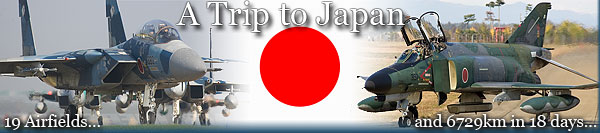 Japan Aircraft Spotting