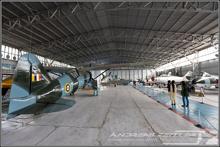 Indian Air Force Museum 1033 700 470 90
