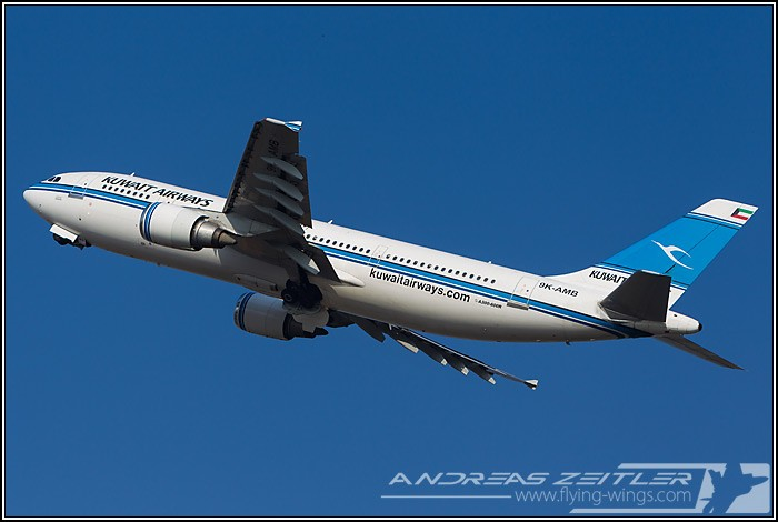 1BD 2013 Kuwait Airways 0701 Zeitler 700 470 90